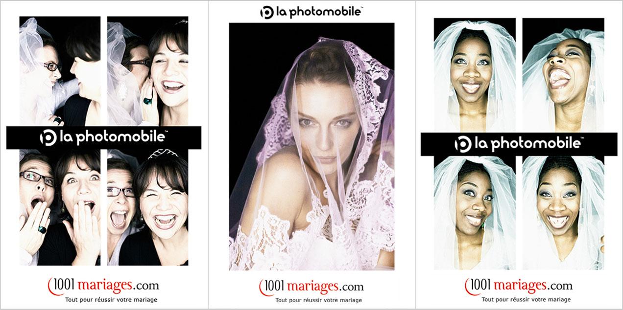 cabine photo 1001 listes galeries lafayette la photomobile - 1001 Listes Mariage