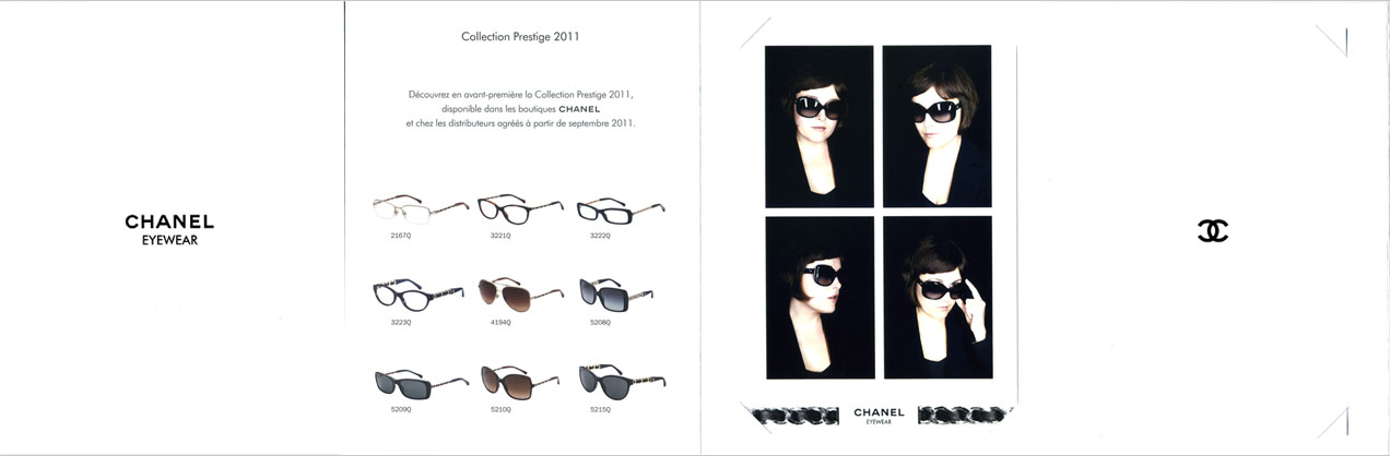 La Photomobile les pochettes sur mesure Chanel