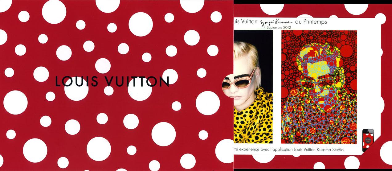 La Photomobile les pochettes sur mesure pour Louis Vuitton