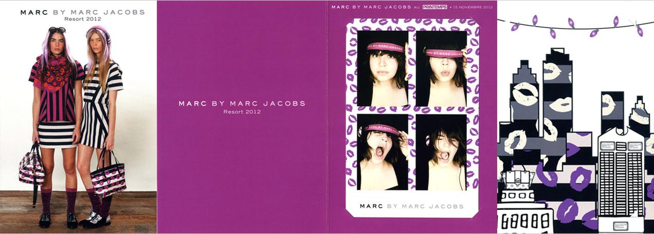 La Photomobile les pochettes sur mesure pour Marc Jacobs